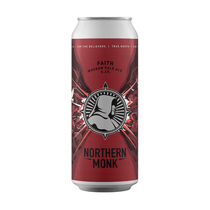 NORTHERN MONK - FAITH (American Pale Ale BB 09.08.2020)