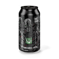 ONE DROP BREWING - T-3020 (American IPA)