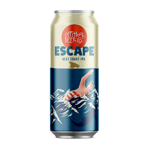 OFFSHOOT BEER CO. - ESCAPE (West Coast IPA)