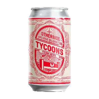 OTHERSIDE BREWING CO - TYCOON FEIJOA NZ IPA