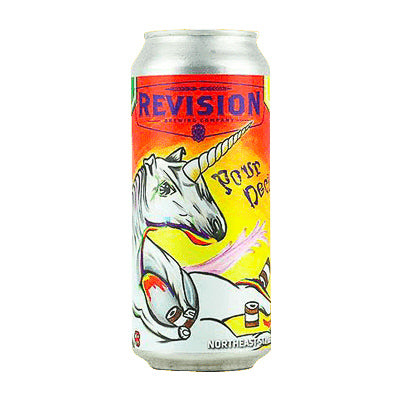 REVISION BREWING CO - POUR DECISIONS (Triple NEIPA packaged 27.05.2020)