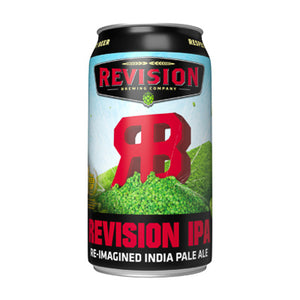 REVISION BREWING CO - REVISION IPA (American IPA)