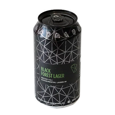 ROCKY RIDGE BREWING CO. - BLACK FOREST LAGER (dark lager)