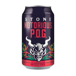 STONE BREWING - NOTORIOUS P.O.G. (Sour Berliner Weisse)