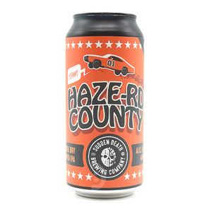SUDDEN DEATH BREWING - HAZE-RD COUNTY (DDH IPA)