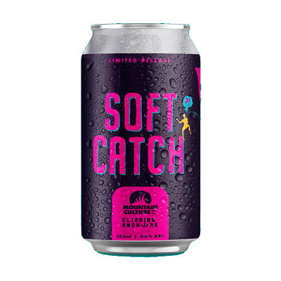 MOUNTAIN CULTURE BEER CO. - SOFT CATCH (NEPA)