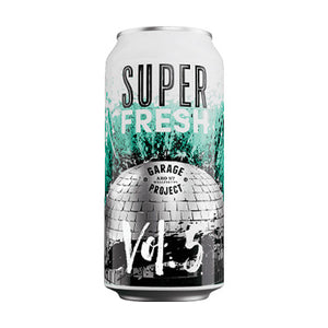 GARAGE PROJECT - SUPER FRESH Vol. 5 (Triple IPA)