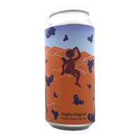 TALLBOY & MOOSE - HIGHLY ILLOGICAL (DIPA)