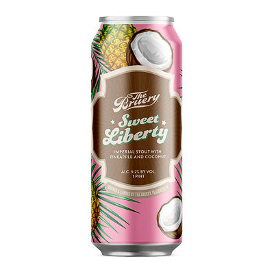 THE BRUERY - SWEET LIBERTY (pastry stout)