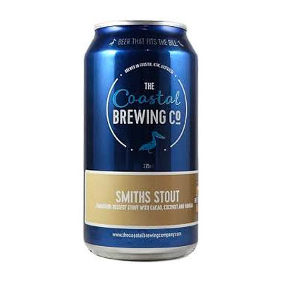 THE COASTAL BREWING CO - SIMITH'S LAMINGTON DESSERT STOUT (stout)