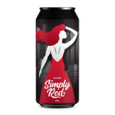 THE MILL BREWERY - SIMPLY RED (Red IPA)