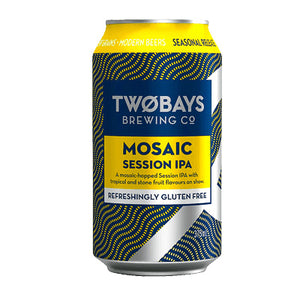 TWO BAYS BREWING - GLUTEN FREE MOSAIC (GLUTEN FREE SESSION IPA)