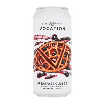 VOCATION BREWERY - BREAKFAST CLUB 2.0 (Pastry Stout)