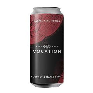 VOCATION BREWERY - COCONUT & MAPLE STOUT (Imperial Pastry Stout)