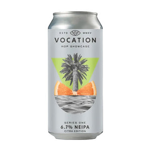 VOCATION BREWERY - SINGLE HOP SHOWCASE: SERIES ONE NEIPA CITRA EDITION (NEIPA)