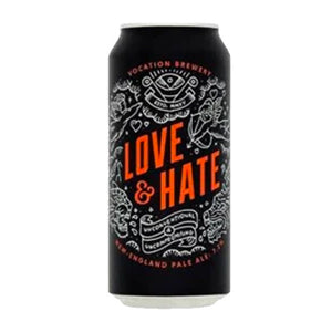 VOCATION BREWERY - LOVE & HATE (NEIPA)