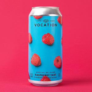 VOCATION BREWERY - RASPBERRY TART (Sour Ale)