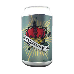 WESTSIDE ALE WORKS - EVERGREEN KING (DDH Double IPA)