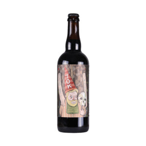 AGAINST THE GRAIN - 70K (imperial stout)