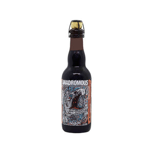 ANCHORAGE BREWING CO - ANADROUMUS (wild ale)