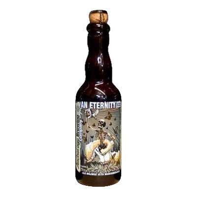 ANCHORAGE BREWING CO X GIGANTIC BREWING CO- AN ETERNITY (farmhouse ale)