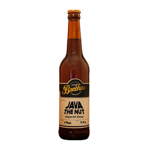 BACCHUS BREWING CO - JAVA THE NUT (Imperial Sour Gose)