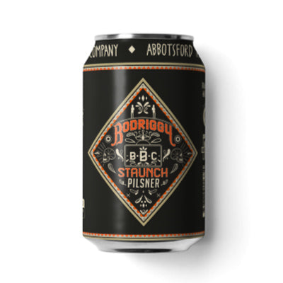 BODRIGGY BREWING CO - STAUNCH (pilsner)