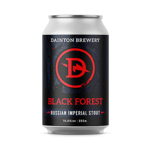 DAINTON BREWERY - BLACK FOREST RUSSIAN IMPERIAL STOUT