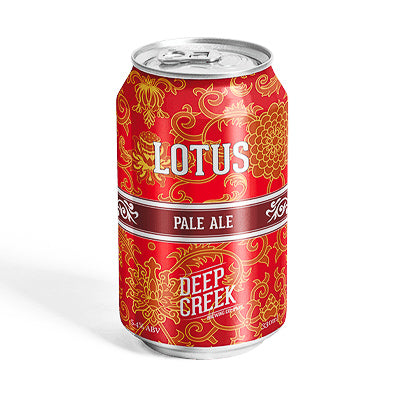 DEEP CREEK BREWING - LOTUS (New Zealand Pale Ale)