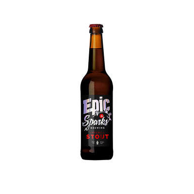 EPIC BREWING x SPARKS BREWING - EPIC SPARKS IMPERIAL STOUT