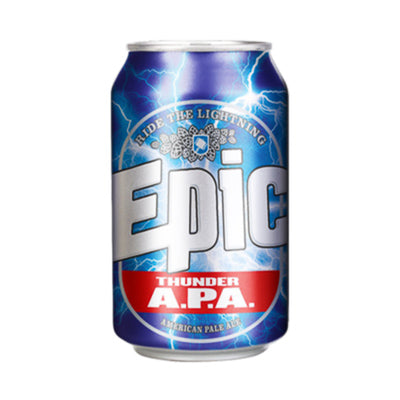 EPIC BREWING - THUNDER  (American pale ale)
