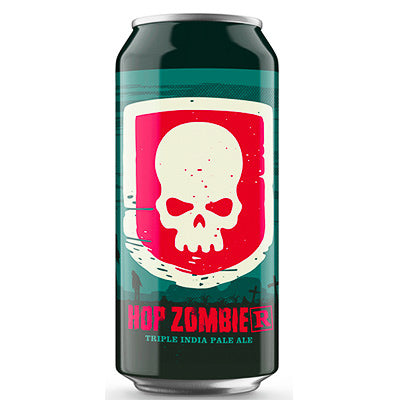 EPIC BREWING x FORK BREWING - HOP ZOMBIER (Triple IPA)