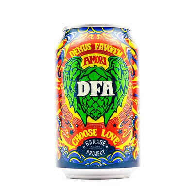 GARAGE PROJECT - DFA (IPA)