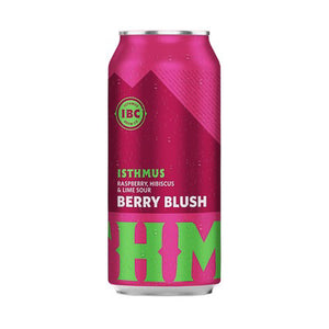 ISTHMUS BREWING - BERRY BLUSH (sour ale)