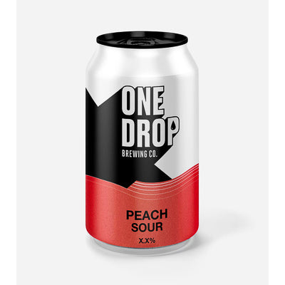ONE DROP BREWING - PEACH SOUR