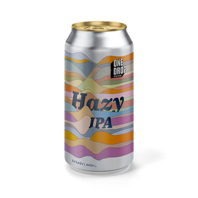 ONE DROP BREWING - HAZY IPA