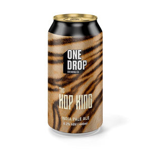 ONE DROP BREWING - HOP KING IPA