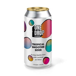 ONE DROP BREWING - NITRO TROPICAL SMOOTHIE SOUR