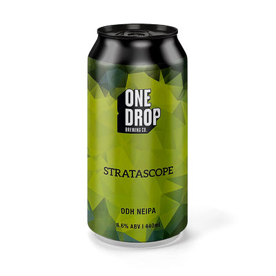 ONE DROP BREWING - STRATASCOPE DDH NEIPA