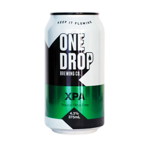 ONE DROP BREWING - XPA