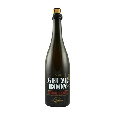 BROUWERIJ BOON - OUDE GEUZE BOON BLACK EDITION NO.3 (lambic)