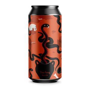 TALLBOY AND MOOSE - THE FANG (red IPA)