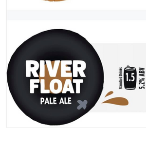 THIRSTY CROW - RIVER FLOAT PALE ALE