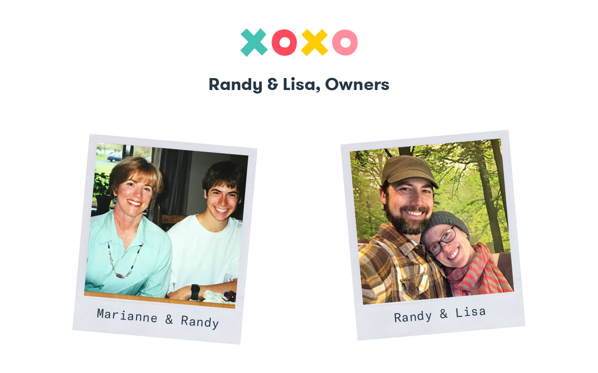 Randy and Lisa, Owners