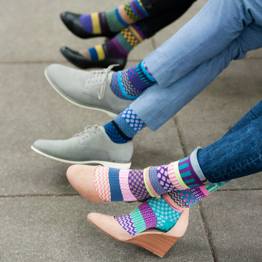 Solmate Socks | Eco-Friendly  American-Made