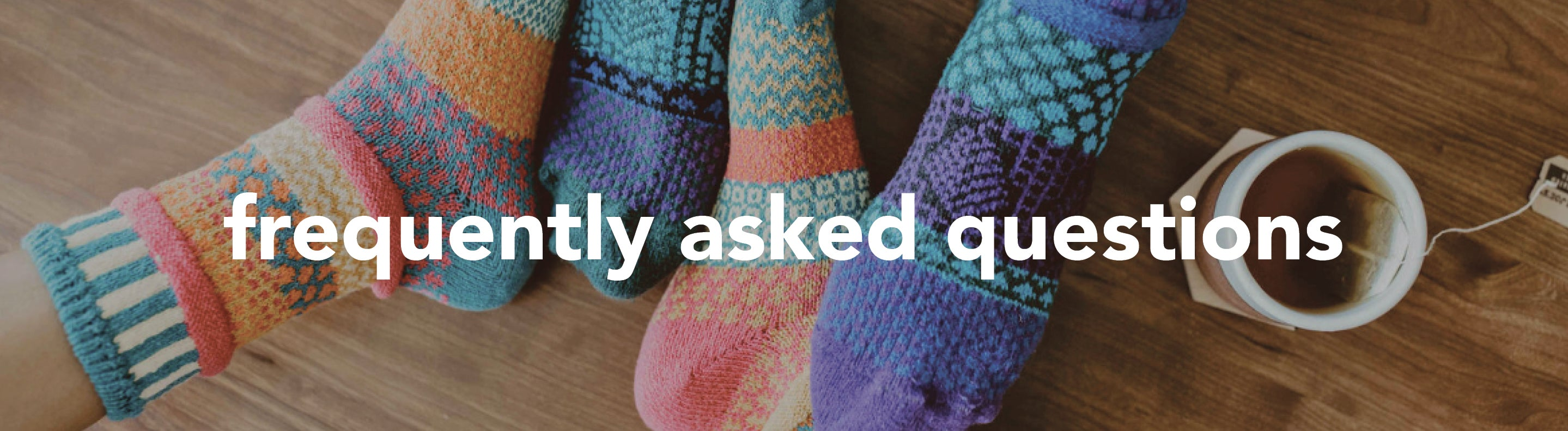 Solmate Socks Frequently Asked Questions