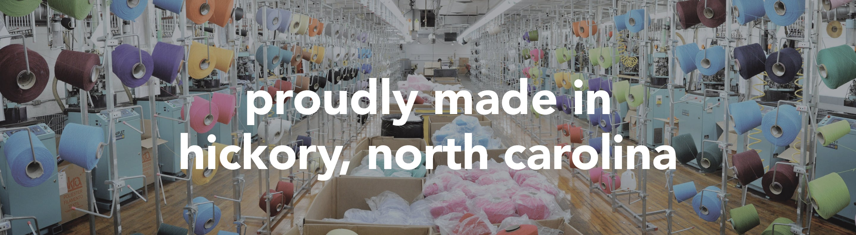 made in hickory, north carolina