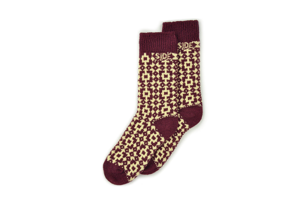 Essex Iron Crew Socks