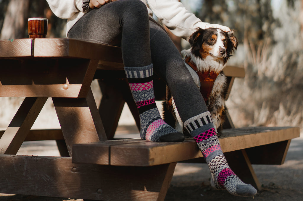 Aspen Wool Socks