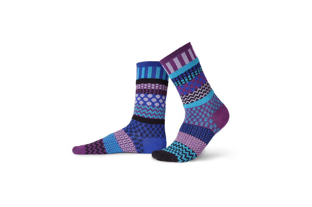 Raspberry Lightweight Socks
